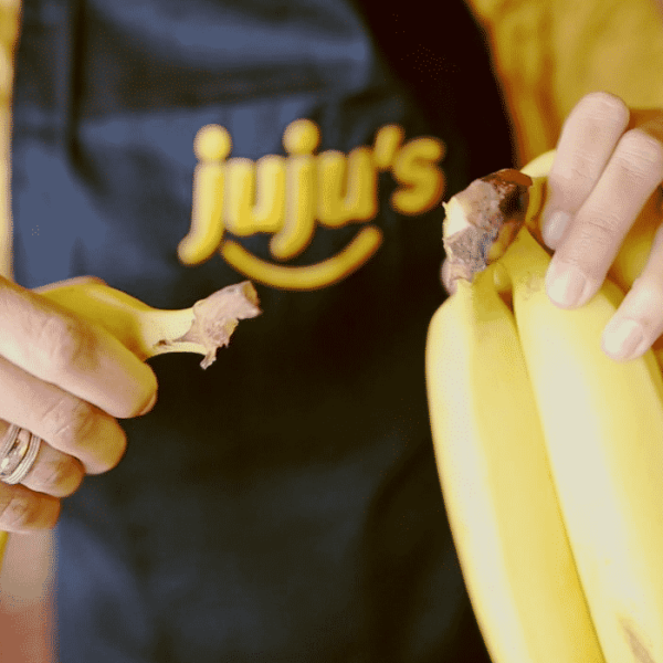 préparation banane animateur juju's animations