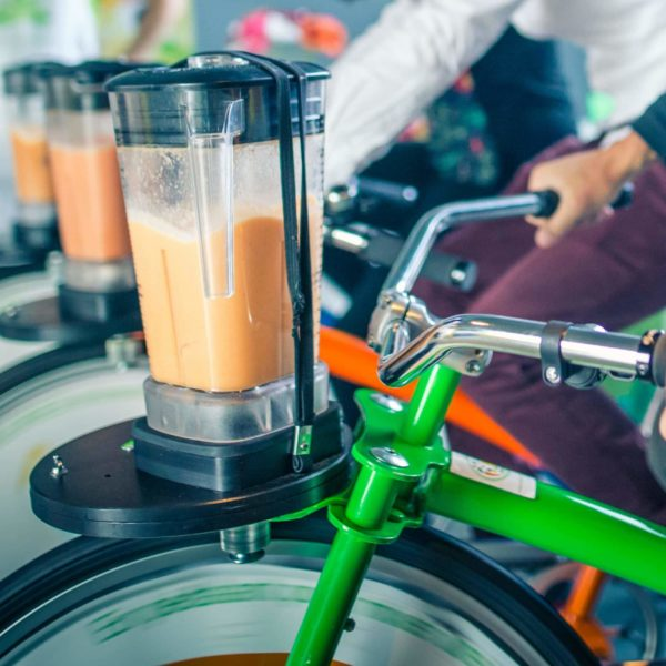 blender vélo smoothie