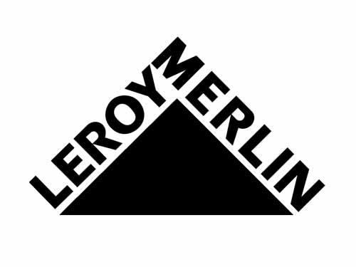 Logo Leroy Merlin Noir