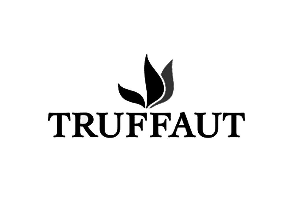 logo truffaut - black