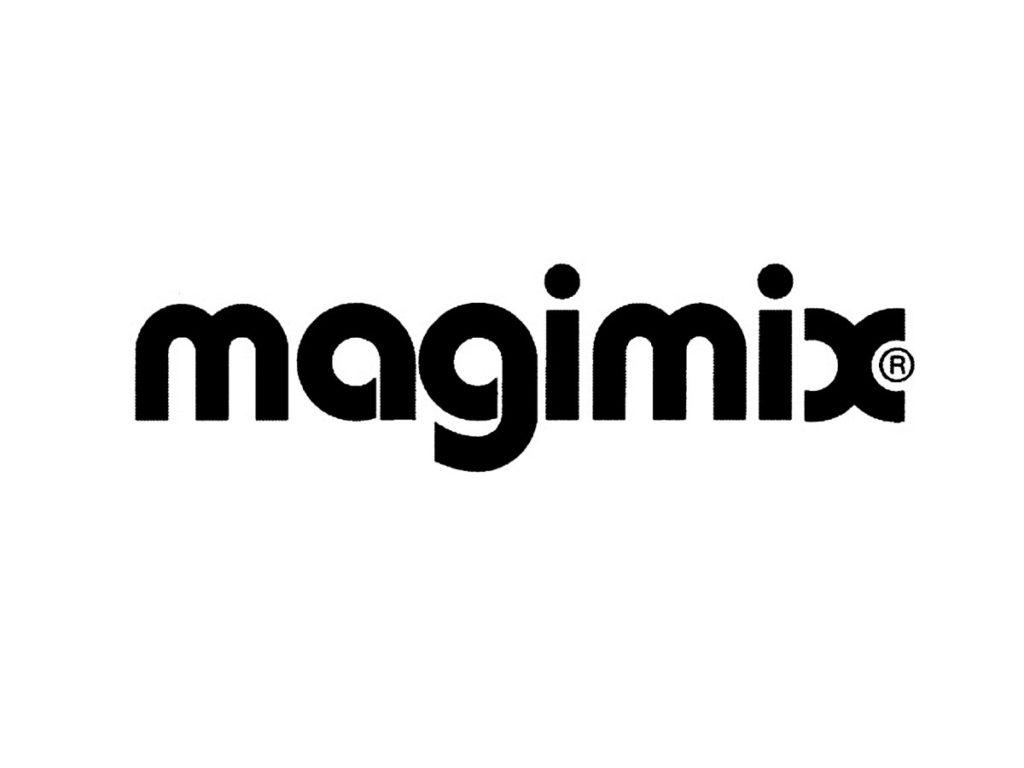 logo magimix - black
