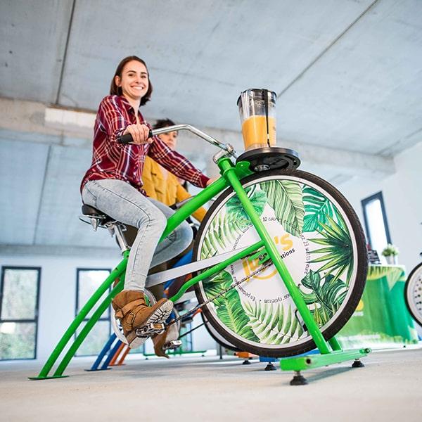 vélos à smoothies