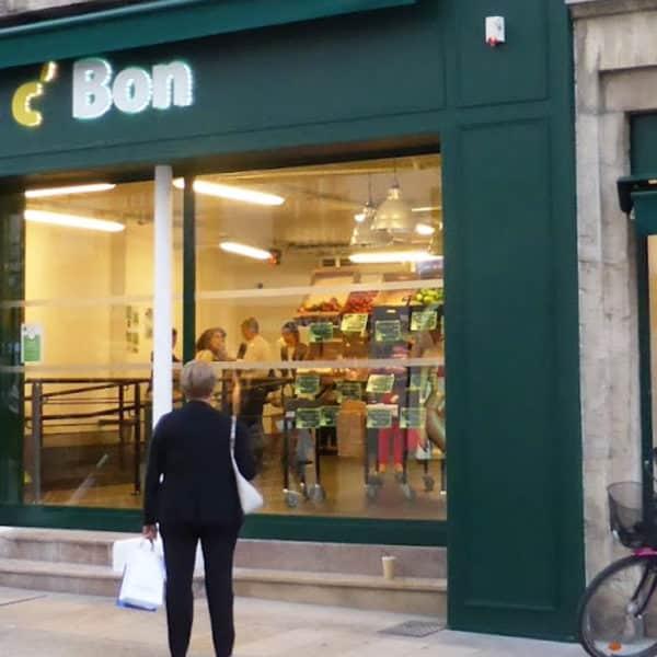 Animation commerciales magasin Bio C'bon