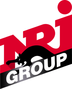 Logo NRJ couleurs