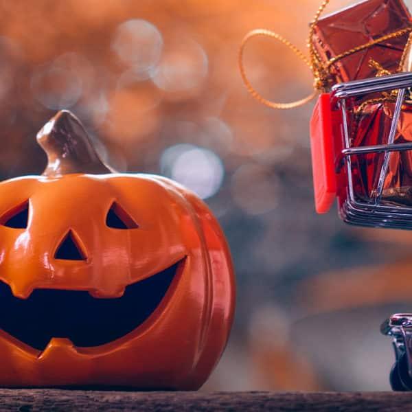 Dynamiser vos ventes en magasin pour halloween avec des animations